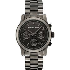 63 best images about watches louis vuitton rolex michael kors women s mk5170 chronograph gun metal ion plated stainless steel watch best