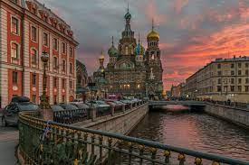 San Pietroburgo Cosa Vedere