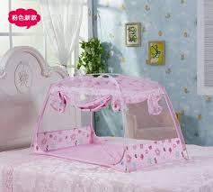 whole portable green yellow pink mosquito net baby crib children bed tent baby folding mosquito netting summer style nice baby bed net net foam bed net