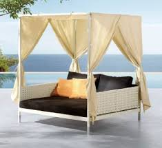 Outdoor Daybed - Modern Outdoor Day Beds | Babmar.com