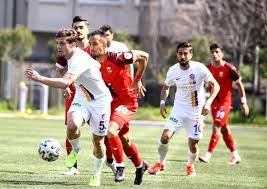 2. Lig Kırmızı Grup'ta şampiyon Eyüpspor - Spor Haberleri