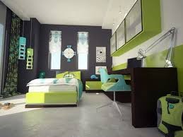 Green Girl Room