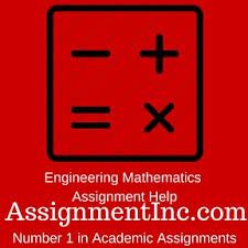 engineering mathematics assignment help and homework help engineering mathematics assignment homework help