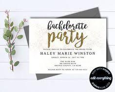 Bachelorette Party Invites, Bachelorette Invitation, Bachelorette ...