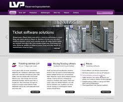 software website ontwerpen