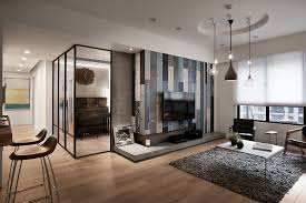 Modern Apartment Design Interior Modern Apartment In European Style In Taiwan From Fertility