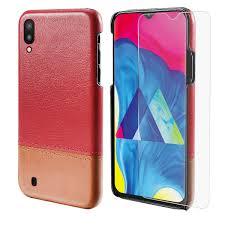 Samsung Phone Red Light Wont Turn On Amazon Com Ipromama Samsung Galaxy M10 Wallet Case Phone