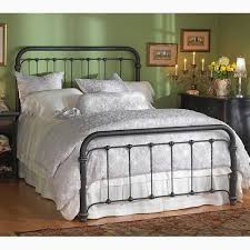 Braden iron bed wesley Aged Iron Cast Iron Bed Frame Queen Acceptable Braden Iron Bed By Wesley Allen From Humble Abode Susan Style Cast Iron Bed Frame Queen Acceptable Braden Iron Bed By Wesley Allen