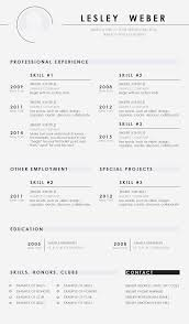 10 Free Psd Resume Templates To Help Yours Stand Out Goskills