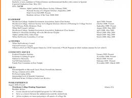 Awesome Inspiration Ideas Resume For College Freshmen 1 Resume For