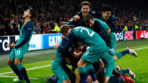 This page displays a detailed overview of the club's current squad. Tottenham Stuns Ajax 3 2 To Reach Champions League Final