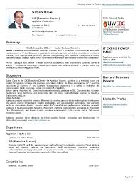 Examples Of Resumes Free Sample Resume Sales Lady Executive With