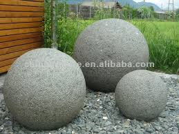 Stone Ball Garden Decoration Amazing Stone Ball Garden Decoration Decorative Design