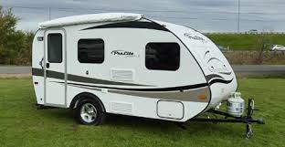 Small Picture Manufacturer of Ultralight Travel Trailers Roulottes Prolite I