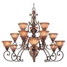 illuminati 15 light illuminati bronze chandelier
