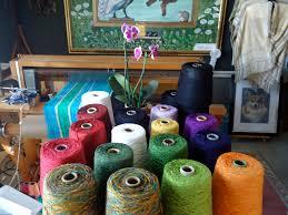 Elizabeth Esther Kelly Weaving Fabric Studio The Rickie Report