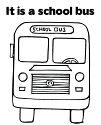 Coloring Pages: school bus coloring pages. Magic School Bus ...