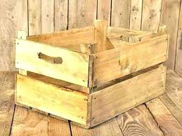 wooden storage crate wooden crate hobby lobby wooden storage crates wooden fruit box vintage wooden crates