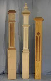 Custom Newel Post Newel Posts The Woodworks Company