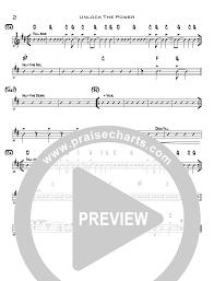 Unlock The Power Rhythm Acoustic Guitar Chart North Point