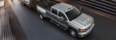 Chevy Silverado 2500 Towing Capacity Chart What Is The Towing Ability Of The 2019 Chevy Silverado 2500 Hd