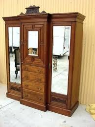 wardrobes vintage wardrobe armoire like this item closet photos dark wood wardrobes stylish and inside