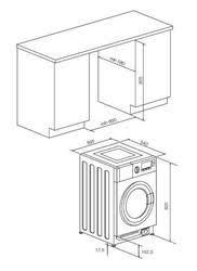 Купить Встраиваемая <b>стиральная машина Graude EWA</b> 60.0 по ...