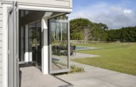 exterior patio folding doors. upwards hanging systems exterior patio folding doors