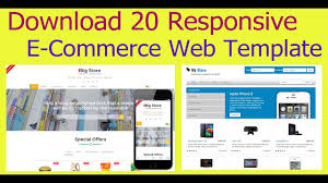 download template for website in php 009 responsive php ecommerce website templates free download