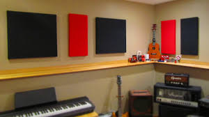 acoustic fabric wall panel