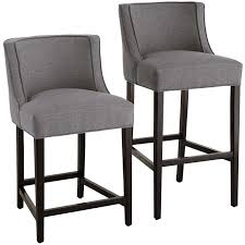 gray counter stools. Stools For A Bar Counter With Backs Light Colored Wood Gray Height Dark Stool Floral R