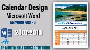 create a flyer in word 2018 word calendar how to create a professional calendar in word 2010