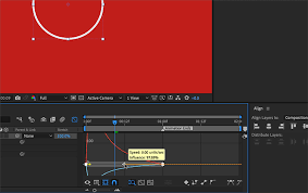 After Effects Animation How To Create An Animated Circle Burst In Adobe After Effects
