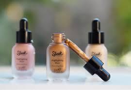 sleek makeup highlighting elixir