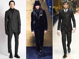 Мужская мода фото тенденции с показов осень зима Мода для мужчин 2017
