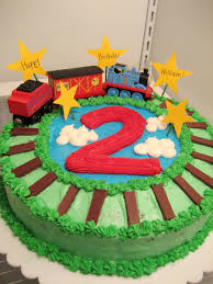 Thomas The Train Cake Cakecentralcom