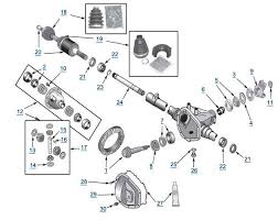 liberty model 30 front axle 4wd com the dana model 30 front axle is used in 2003 present jeep liberty