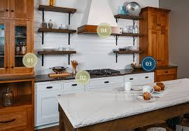 cabinet to countertop