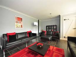 Red And White Living Room Ideas Perfect Black And White And Gray Impressive  on Red And Black Living Room Decor