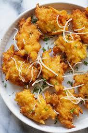 parmesan pumpkin fritters rasa msia