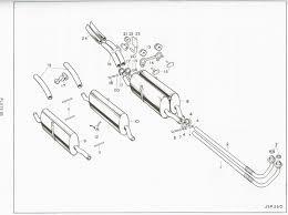 Exhaust system schematic