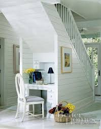 under stairs office. Desk Under Stairs Office F