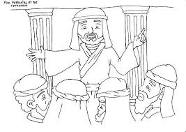 Paul And Silas Coloring Page Cool Photos Paul And Silas Bible