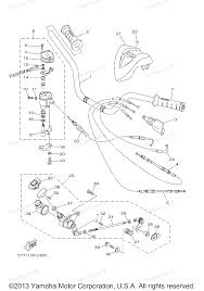 1999 yamaha grizzly wiring diagram wiring diagram and fuse box