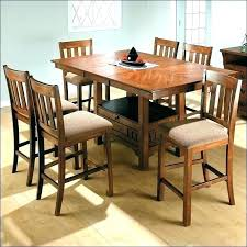 dining set with leaf 9 piece counter height dining set with leaf 9 piece round dining
