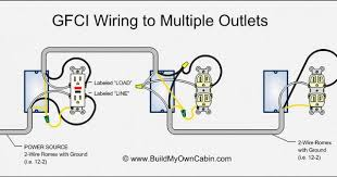 wiring multiple gfci outlets brewery shops the o wiring multiple gfci outlets brewery shops the o jays and search