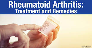 natural remedies for rheumatoid arthritis pain relief