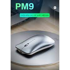 Chuột không dây Inphic PM9 có thể sạc lại dùng cho máy tính xách tay  Macbook PC - Chính hãng [ĐƯỢC KIỂM HÀNG] 38085083 - 38085083   Chuột Văn  Phòng Không Dây