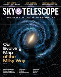 Inside The November 2019 Issue Sky Telescope