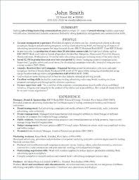 Advertising Agency Producer Sample Resume | Nfcnbarroom.com